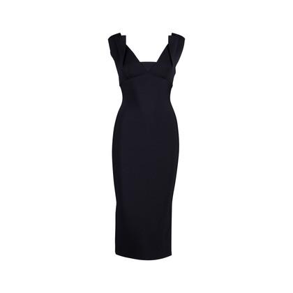 Authentic Second Hand Roland Mouret Macha Dress (PSS-606-00047)