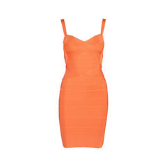 Melon Bandage Dress