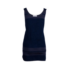Christian dior navy tunic top 2?1553499832