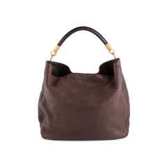 6f13591310e Yves Saint Laurent. Yris Hobo Bag. SGD 400. 7 Roady Leather Hobo Bag
