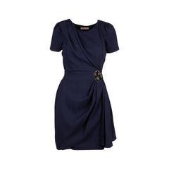 Waist Embellished Dress