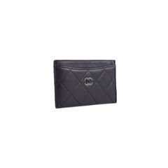Chanel quilted card holder 2?1553569677