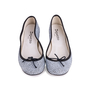 Authentic Second Hand Repetto Cracked Leather Ballerinas (PSS-033-00008) - Thumbnail 0