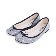 Repetto cracked leather ballerinas 2?1553595504
