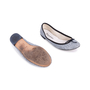 Authentic Second Hand Repetto Cracked Leather Ballerinas (PSS-033-00008) - Thumbnail 5