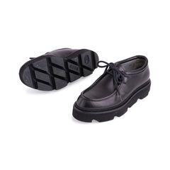 Msgm leather platform shoes 2?1553595570