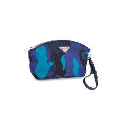 Prada camouflage wristlet 2?1553751549