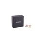 Authentic Second Hand Chanel Faux Pearl Logo Stud Earrings (PSS-037-00017) - Thumbnail 3
