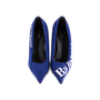 Authentic Second Hand Balenciaga Campaign Wrap Pumps (PSS-244-00009) - Thumbnail 0
