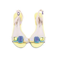Jemima Leather Sandals