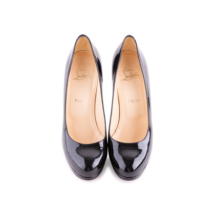 Authentic Second Hand Christian Louboutin Filo 120 Pumps (PSS-244-00011)