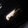 Authentic Second Hand Ralph Lauren Black Leather Ricky Drawstring Bag (PSS-117-00004) - Thumbnail 5