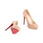 Authentic Second Hand Christian Louboutin Declic 130 Pumps (PSS-117-00015) - Thumbnail 2