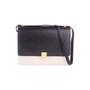 Authentic Second Hand Céline Bi-colour Case Flap Bag (PSS-117-00003) - Thumbnail 0