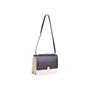 Authentic Second Hand Céline Bi-colour Case Flap Bag (PSS-117-00003) - Thumbnail 4