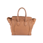 Authentic Second Hand Céline Mini Luggage Tote (PSS-117-00006) - Thumbnail 2