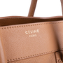 Authentic Second Hand Céline Mini Luggage Tote (PSS-117-00006) - Thumbnail 4