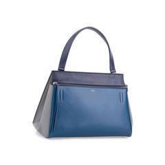 Celine edge bag blue 2?1554095180