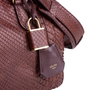 Authentic Second Hand Céline Snakeskin Duffle Bag (PSS-117-00011) - Thumbnail 5