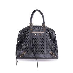 Kraft Polka Dots Bag