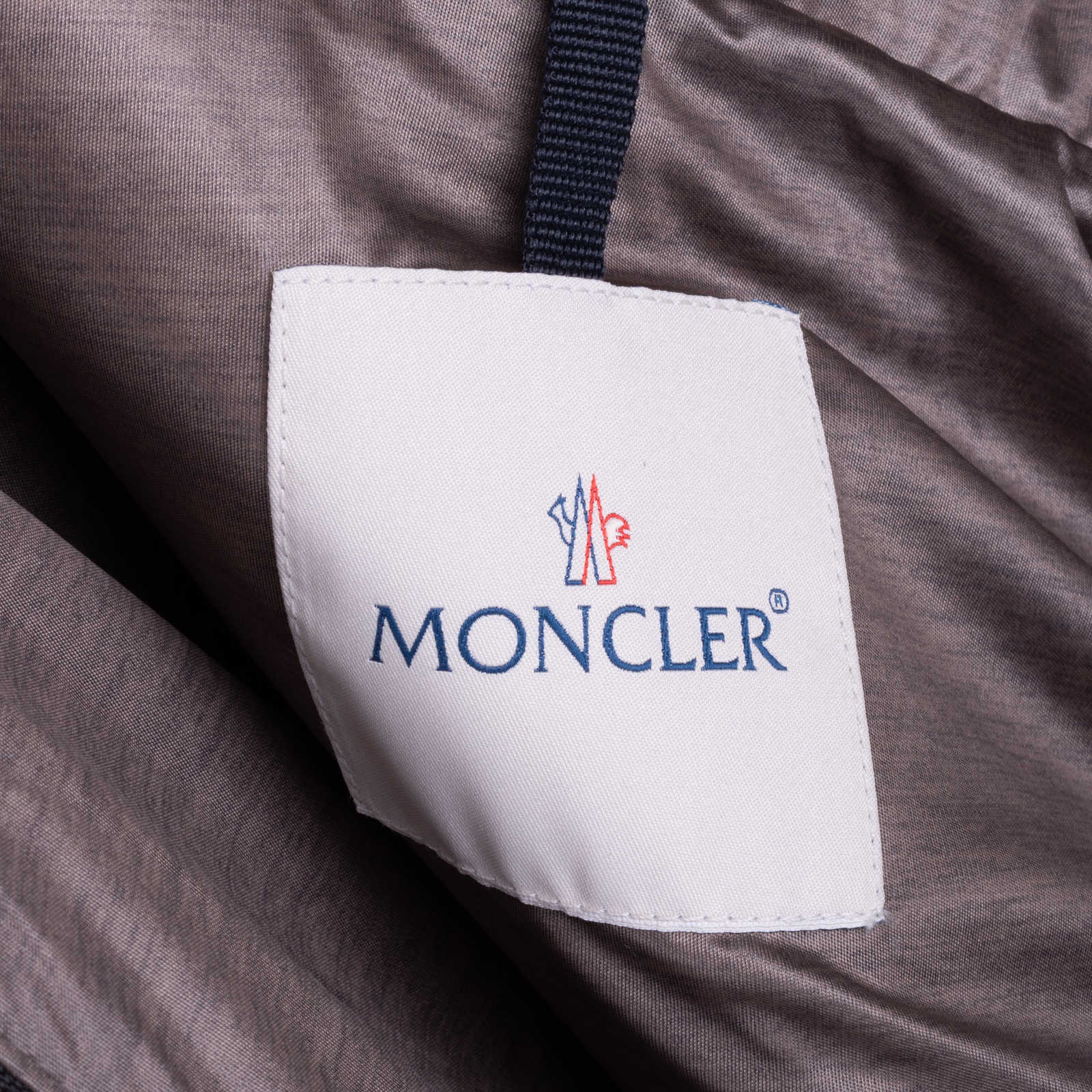 Authentic Second Hand Moncler Turtleneck Down Jacket (PSS