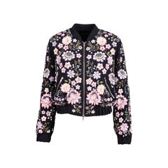 Embellished Embroidered Jacket