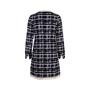 Authentic Second Hand Edward Achour Paris Tweed Coat (PSS-117-00029) - Thumbnail 1