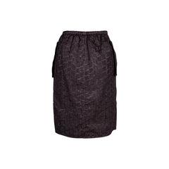 Carven jacquard skirt 2?1554192349