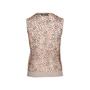 Authentic Second Hand Saint Laurent Animal Print Knit Top (PSS-117-00026) - Thumbnail 1