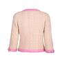 Authentic Second Hand Edward Achour Paris Tweed Jacket (PSS-117-00028) - Thumbnail 1