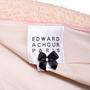 Authentic Second Hand Edward Achour Paris Tweed Jacket (PSS-117-00028) - Thumbnail 4