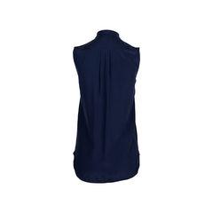 Celine silk tie top 2?1554192507