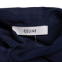 Authentic Second Hand Céline Silk Tie Top (PSS-117-00035) - Thumbnail 2