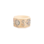 Authentic Second Hand Fendi Floral Acrylic Bangle (PSS-420-00077) - Thumbnail 3