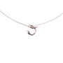 """Authentic Second Hand Tiffany & Co Letter """"C"""" Pendant (PSS-420-00078) - Thumbnail 0"""