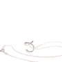 """Authentic Second Hand Tiffany & Co Letter """"C"""" Pendant (PSS-420-00078) - Thumbnail 3"""