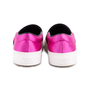 Authentic Second Hand Céline Satin Slip-On Sneakers (PSS-420-00082) - Thumbnail 5