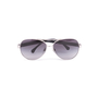 Authentic Second Hand Chanel Quilted Lambskin Aviator Sunglasses (PSS-584-00004) - Thumbnail 0