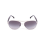 Authentic Second Hand Chanel Quilted Lambskin Aviator Sunglasses (PSS-584-00004) - Thumbnail 4