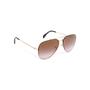 Authentic Second Hand Céline Mirror Aviator Sunglasses (PSS-584-00009) - Thumbnail 1