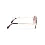 Authentic Second Hand Céline Mirror Aviator Sunglasses (PSS-584-00009) - Thumbnail 2