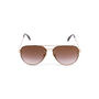 Authentic Second Hand Céline Mirror Aviator Sunglasses (PSS-584-00009) - Thumbnail 4