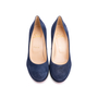 Authentic Second Hand Christian Louboutin Filo Suede Pumps (PSS-340-00167) - Thumbnail 0