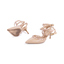 Authentic Second Hand Valentino Nude Rockstud Cage Pumps (PSS-200-01631) - Thumbnail 1