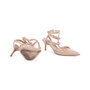 Authentic Second Hand Valentino Nude Rockstud Cage Pumps (PSS-200-01631) - Thumbnail 2