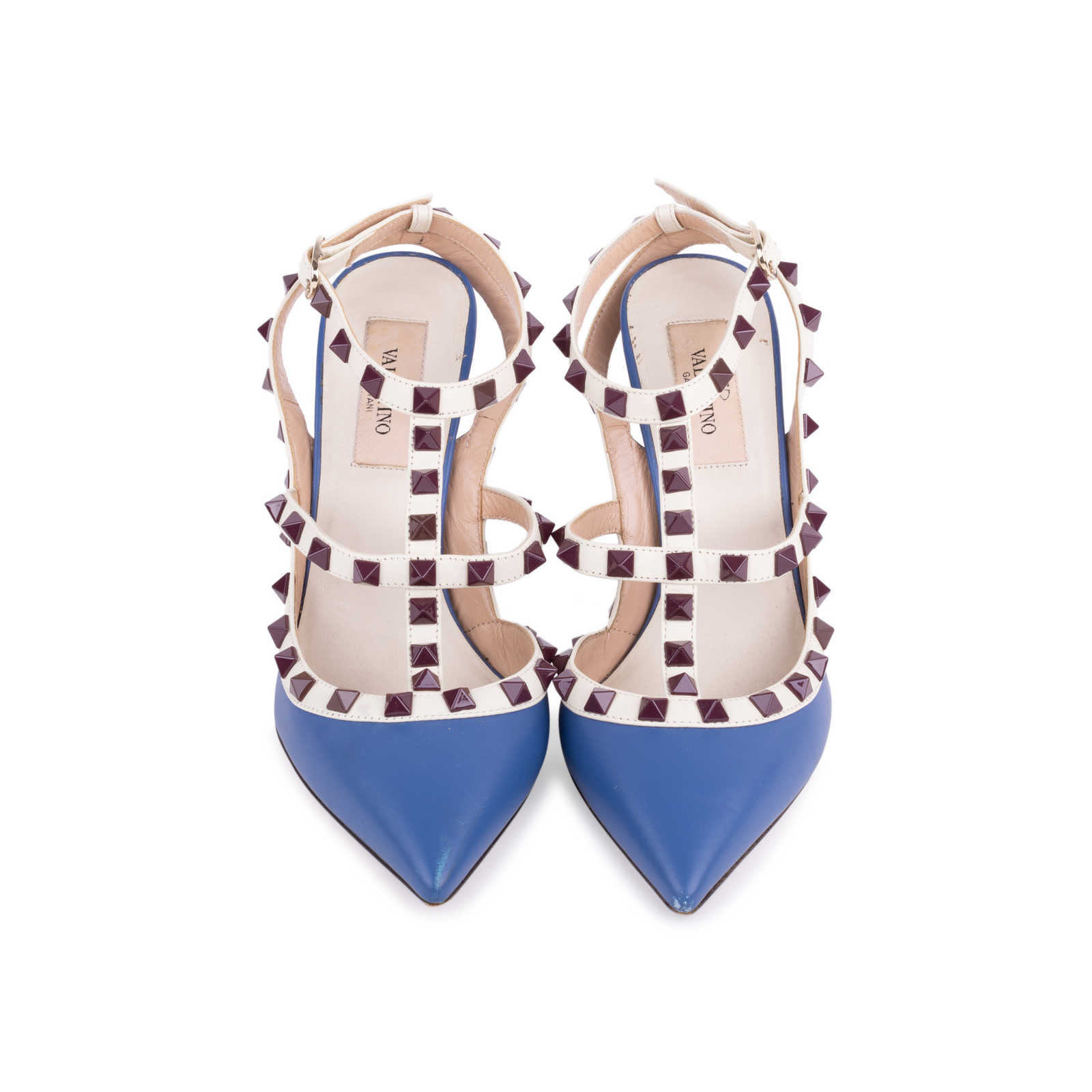 bac6416ff Authentic Second Hand Valentino Rockstud Slingback Pumps (PSS-200-01632) -  Thumbnail ...