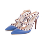 Authentic Second Hand Valentino Rockstud Slingback Pumps (PSS-200-01632) - Thumbnail 3