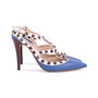 Authentic Second Hand Valentino Rockstud Slingback Pumps (PSS-200-01632) - Thumbnail 4