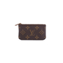 Authentic Second Hand Louis Vuitton Monogram Key Pouch (PSS-200-01634) - Thumbnail 0