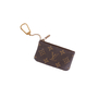 Authentic Second Hand Louis Vuitton Monogram Key Pouch (PSS-200-01634) - Thumbnail 1